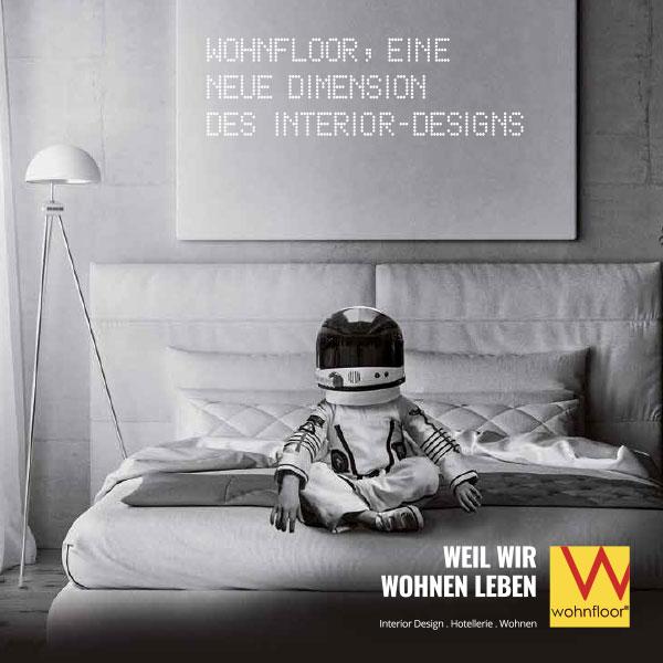 Imagebroschüre Wohnfloor